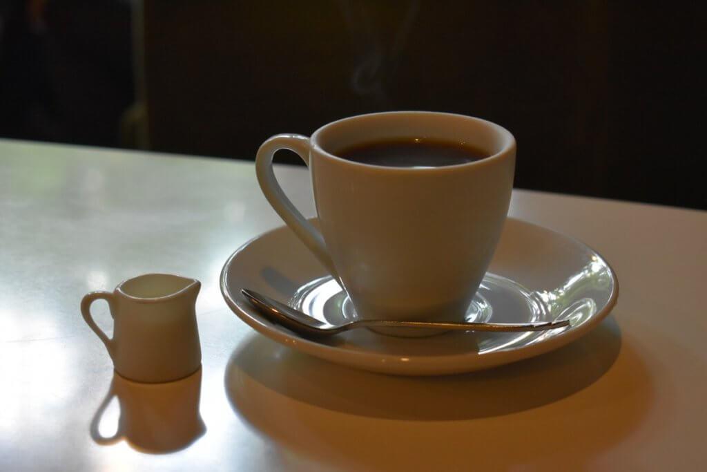 喫茶穂高 コーヒー